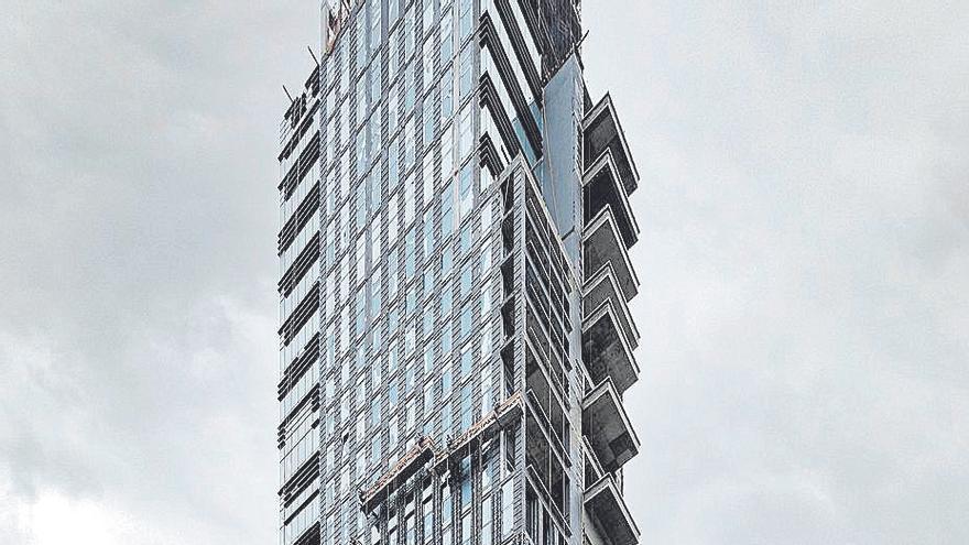 Manuel Glas apuesta por Porcelanosa para un nuevo rascacielos de Nueva York