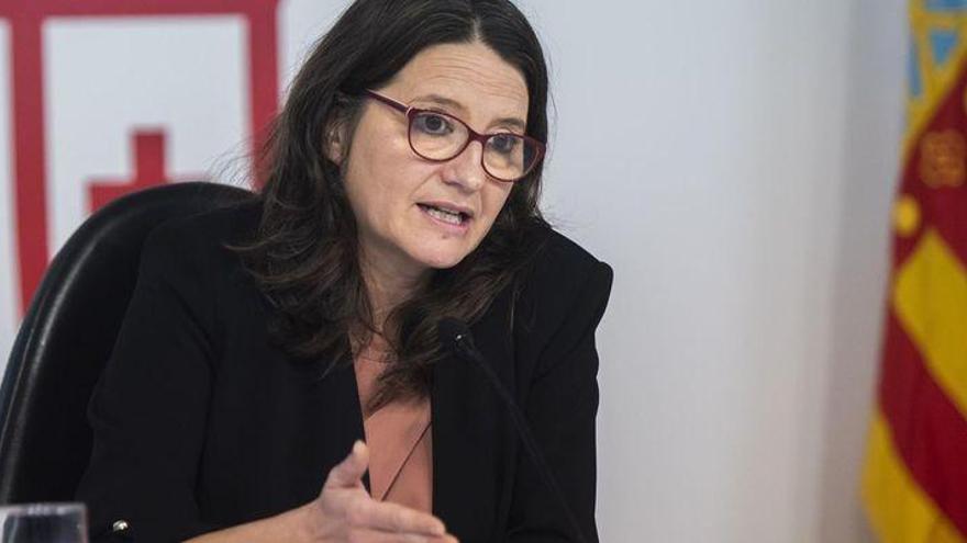 """Oltra: """"El Consell destinará 5 millones de euros para el equipamiento de los centros de salud para luchar contra el covid"""""""