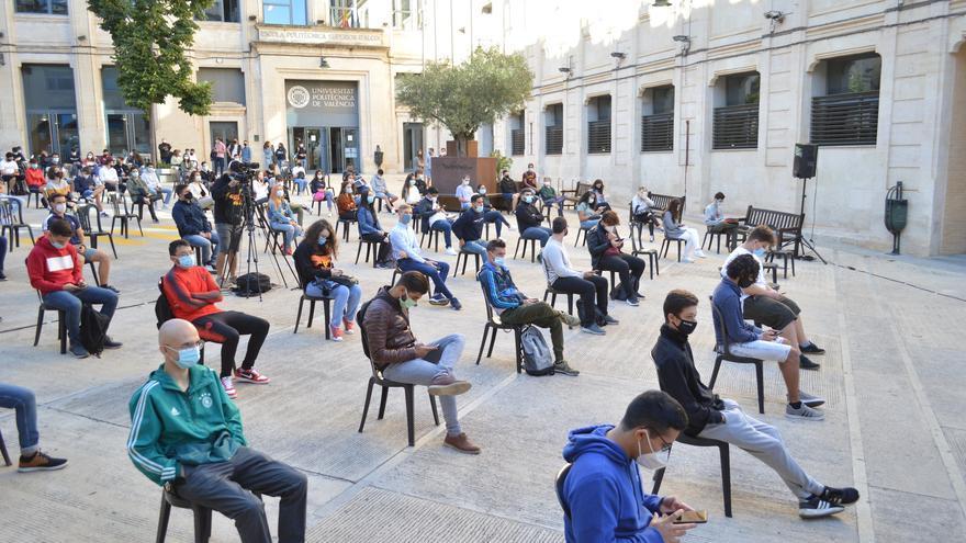 El campus de Alcoy de la UPV cubre el 100% de las plazas de preinscripción para el próximo curso