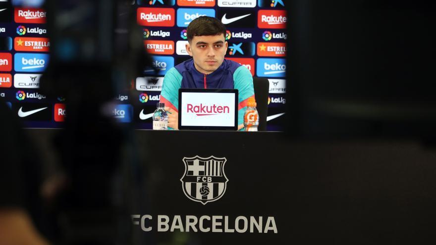 Las Palmas sostiene que el Barça está al día en los pagos por Pedri