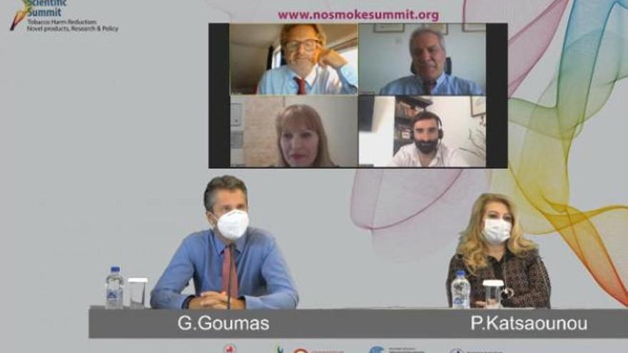 Médicos de 26 países se unen en defensa de la reducción de los daños que causa el tabaco