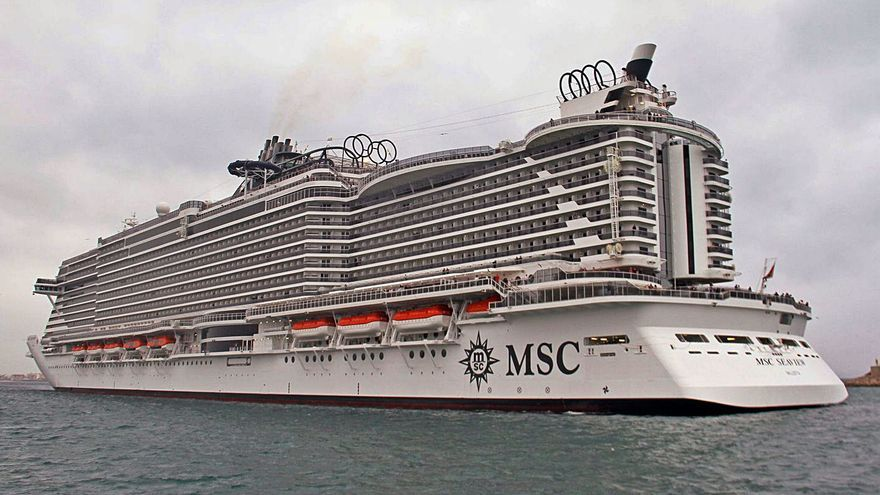 Baleares ya tiene protocolo para recibir cruceros de recorrido nacional