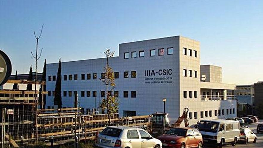 L'Institut d'Investigació en Intel·ligència Artificial del CSIC celebra 25 anys