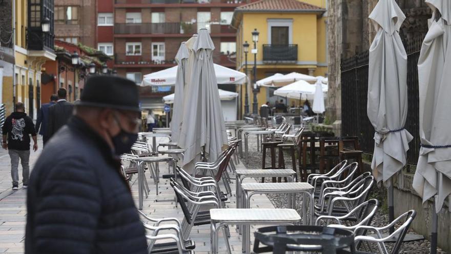 El paro en Asturias sube en 100 personas en el tercer trimestre y se crean 9.500 empleos