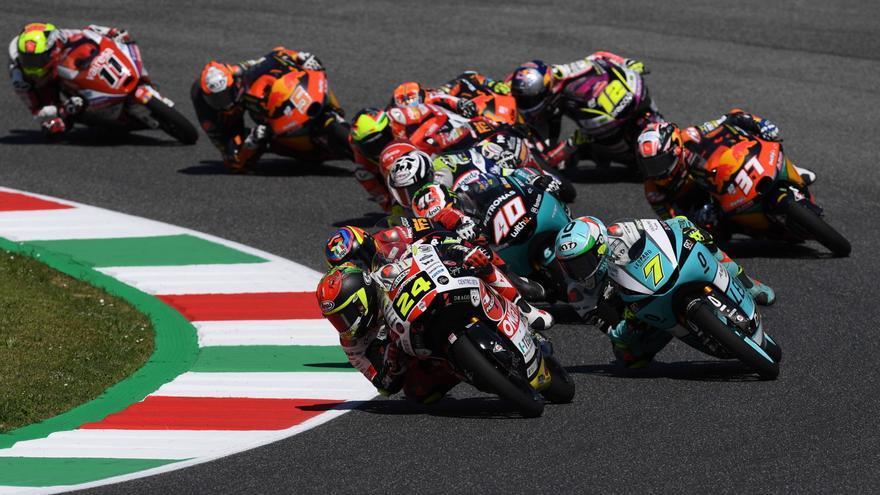 Foggia gana la carrera en Assen de Moto3 y Acosta acaba cuarto