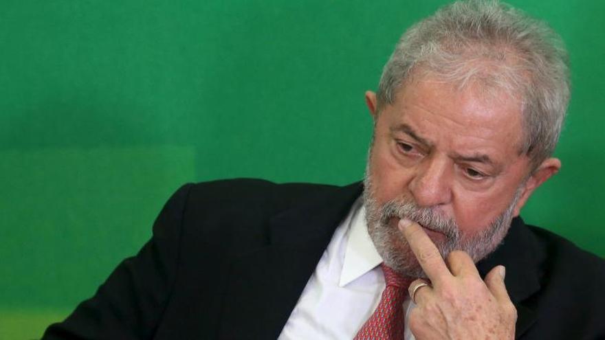 Lula da Silva, imputado por obstrucción a la justicia