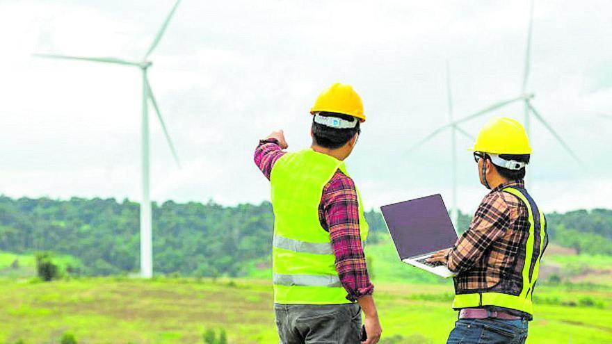 Energías renovables como la eólica o la solar han ganado relevancia