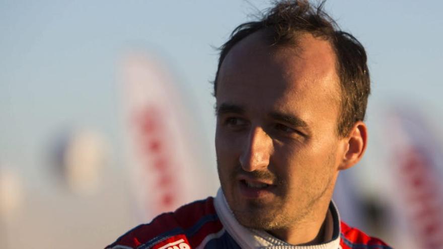 """Robert Kubica: """"Ha sido una sensación fantástica''"""
