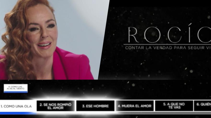 El documental de Rocío Carrasco a Telecinco: quants capítols queden i quan s'emeten?