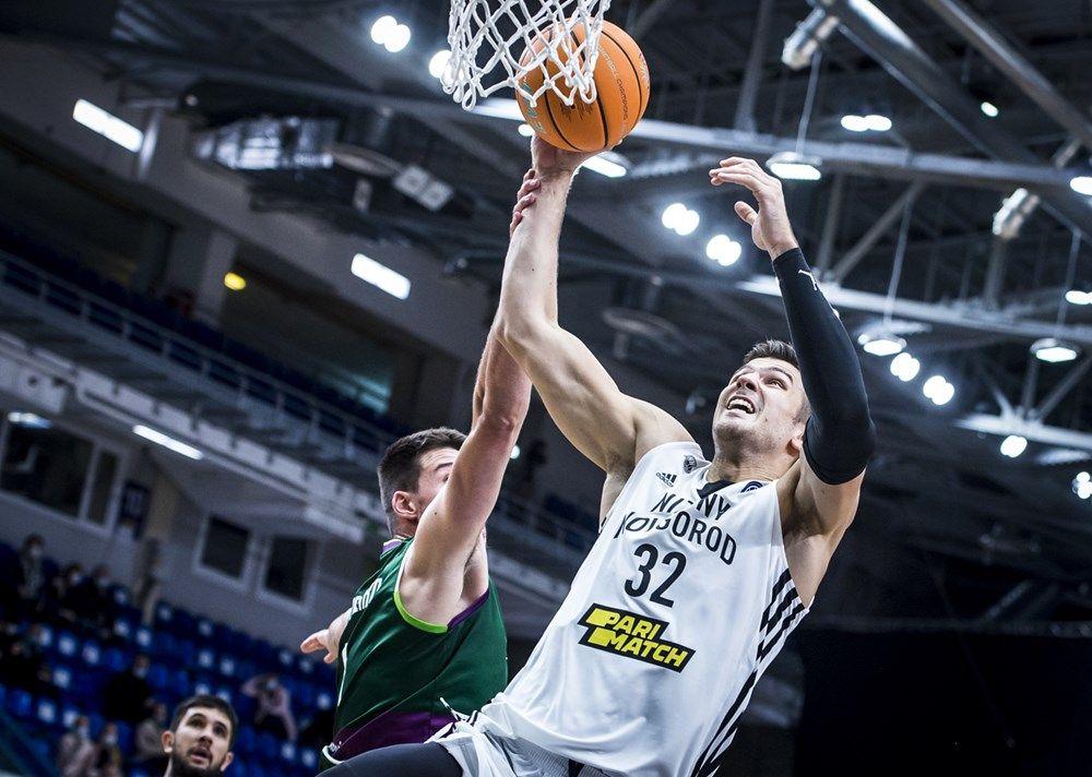 Basketball Champions League | Nizhny Novgorod - Unicaja Málaga