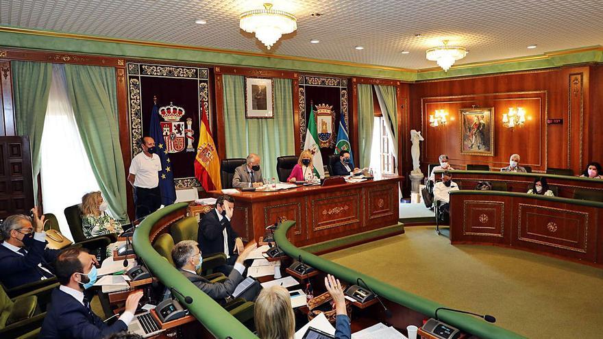 Marbella reclama ya el tercer carril entre Puerto Banús y San Pedro