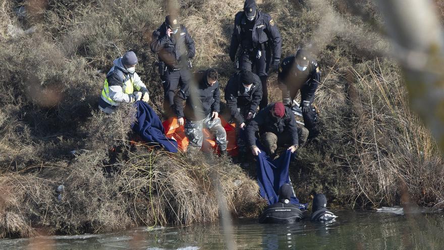 Encontrado en Aranda de Duero (Burgos) el cadáver de la mujer desaparecida el miércoles en el río Duero