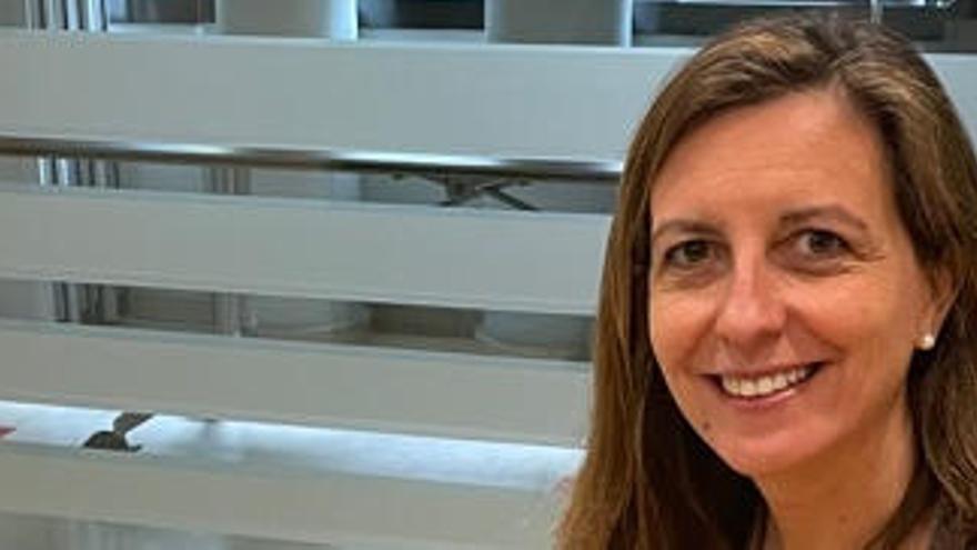 Marta Rútia: «Tenir ordinadors nous ens facilita l'atenció a infants amb necessitats»