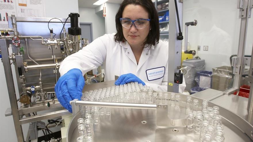 L'Agència Europea de Medicaments comença a revisar la vacuna de Sanofi