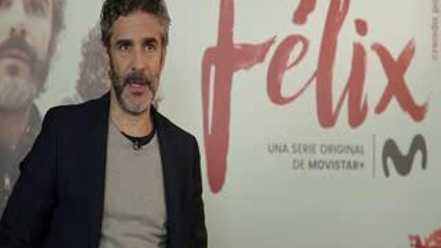"""Leonardo Sbaraglia sobre 'Félix': """"Lo quieren hacer desaparecer"""""""