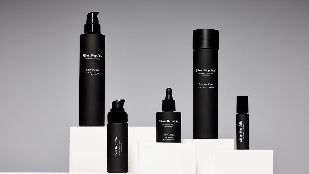Cinco son los productos que componen la gama de Sibari Republic.