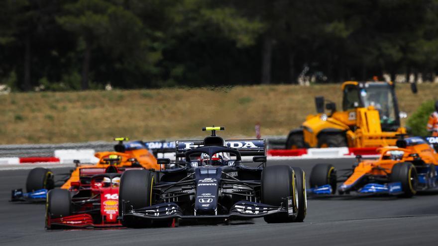 Filtran cómo serán los Fórmula 1 de 2022