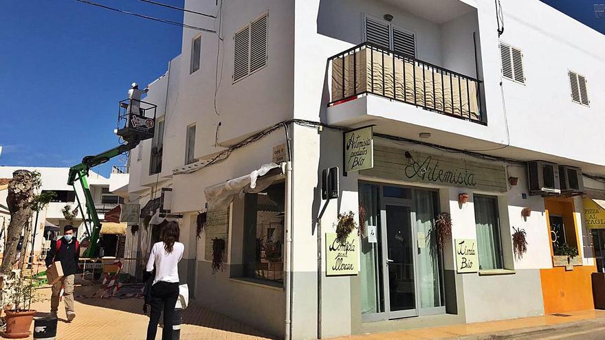 137 vecinos de Formentera se ahorran 42.000 € en tasas e impuestos de obras menores