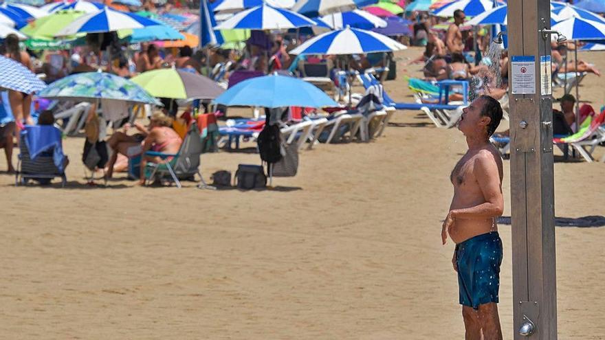 La Aemet sitúa esta ola de calor entre las más intensas en la historia del país