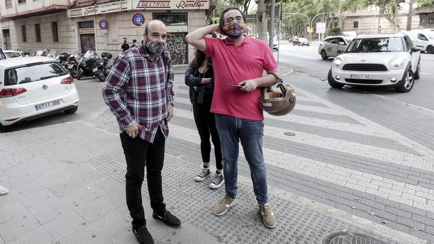 """Víctor Sánchez : """"Actué de corazón. Mi única motivación era dar de comer a las familias"""""""