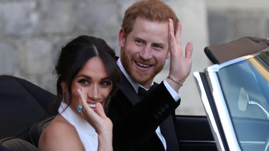Meghan Markle, duquessa de Sussex, dóna a llum a un nen