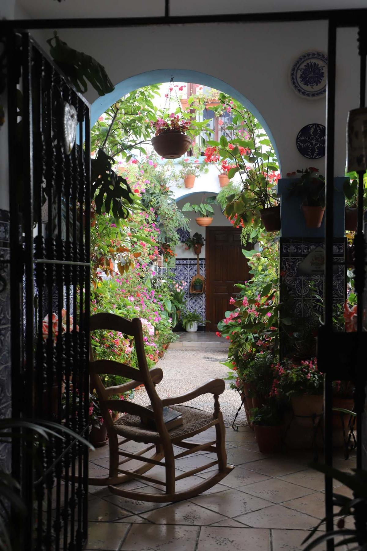Los patios de Córdoba, San Andrés