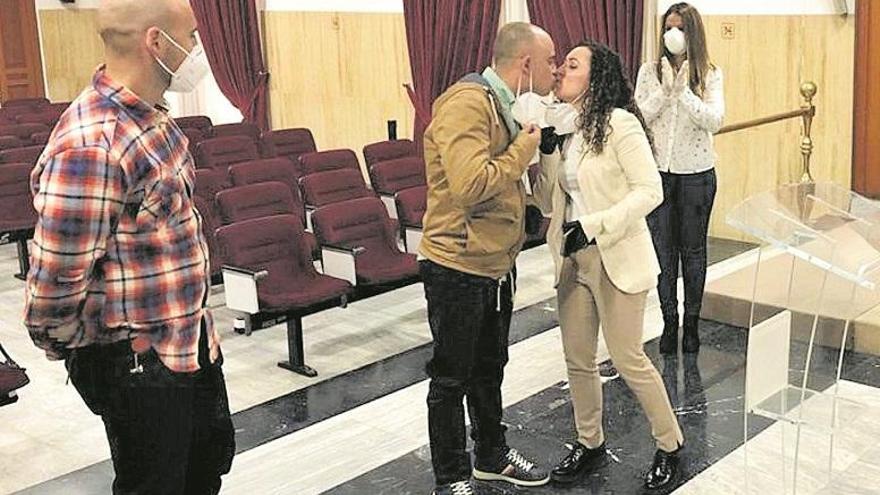 Los nuevos matrimonios caen un 59% en Córdoba por el coronavirus
