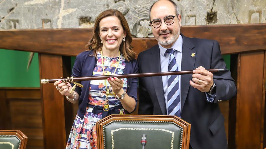 La Fiscalía investiga los soportes publicitarios municipales de la romería del Pilar 2019 en Benejúzar