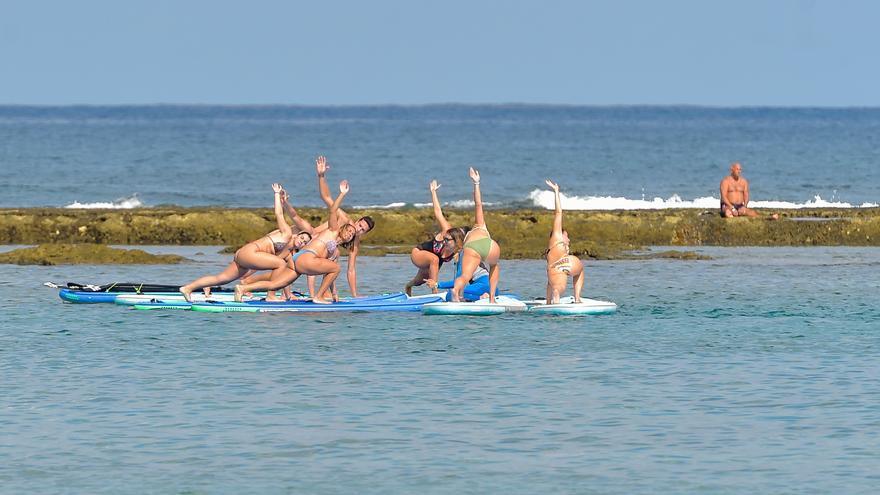 Las Palmas de Gran Canaria impulsará la promoción del ocio y el deporte en el litoral