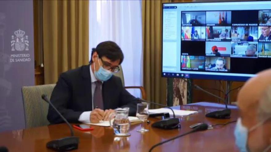 El Gobierno estudia la implantación de un toque de queda a nivel nacional