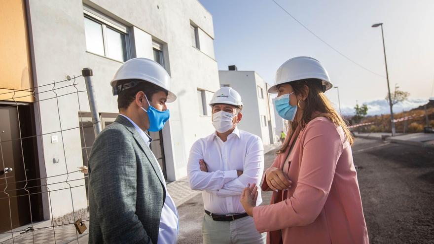 Viviendas fomenta el carácter social de los 44 nuevos pisos en el pueblo de El Tablero