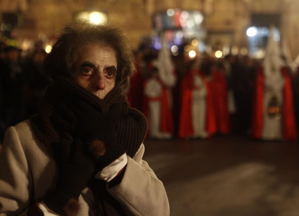 Procesión de Jesús Cautivo en Oviedo