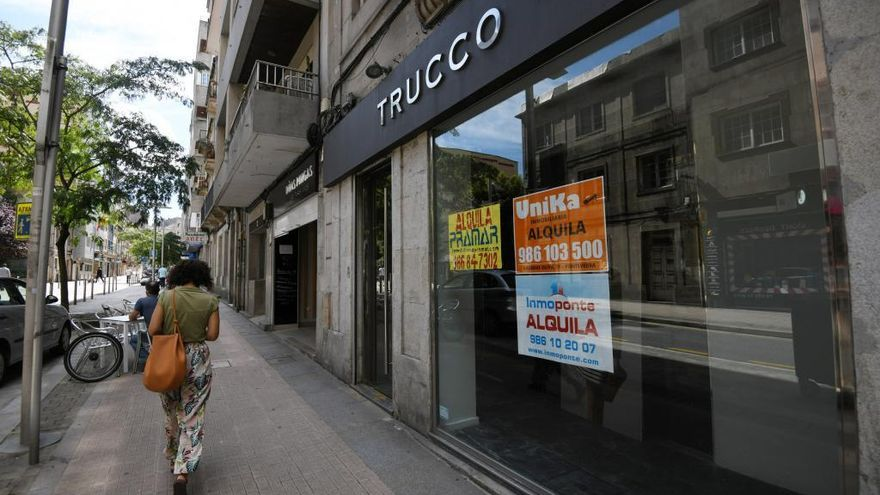 Los concursos descienden un 11% en octubre en Galicia y las disoluciones bajan un 14%
