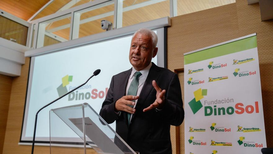 Dinosol presenta su fundación con ayudas para todos