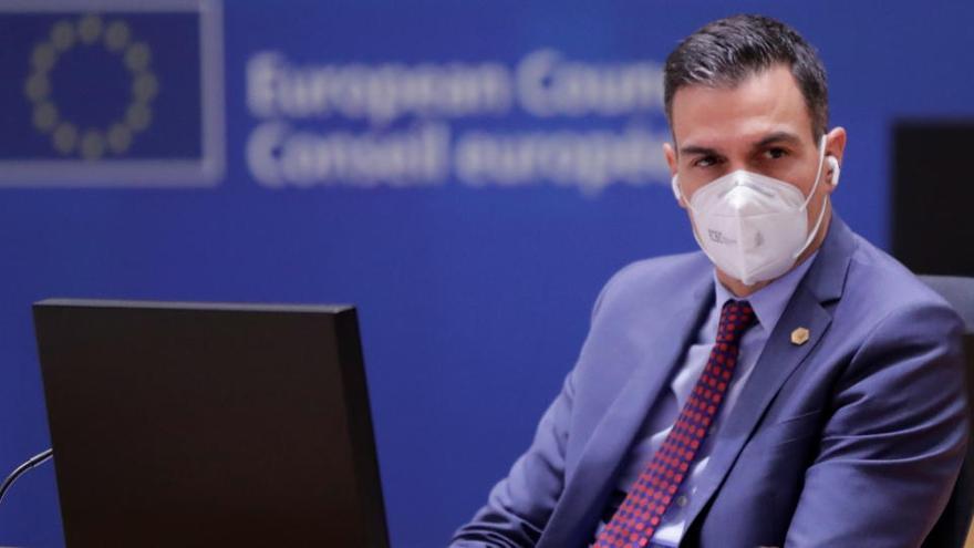Sánchez pide que los países de la UE empiecen a vacunar la misma semana