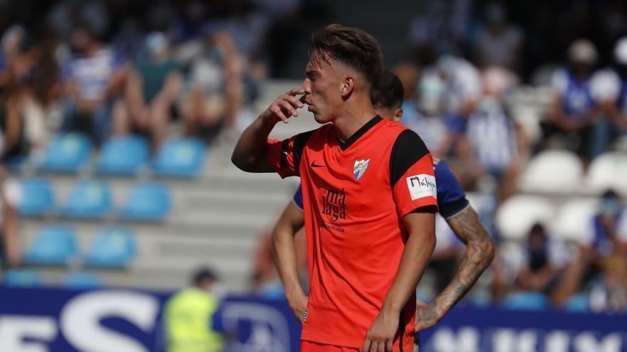 Los jugadores del Málaga CF, uno por uno