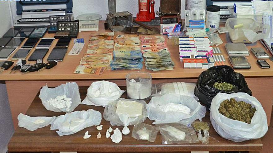 18 arrestados en Menorca  en una operación antidroga