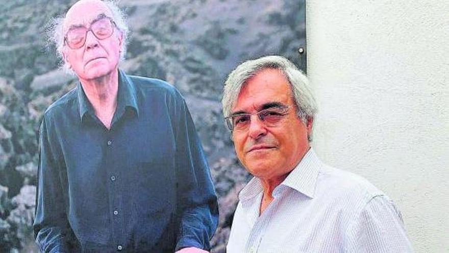 La isla que cambió la escritura de Saramago
