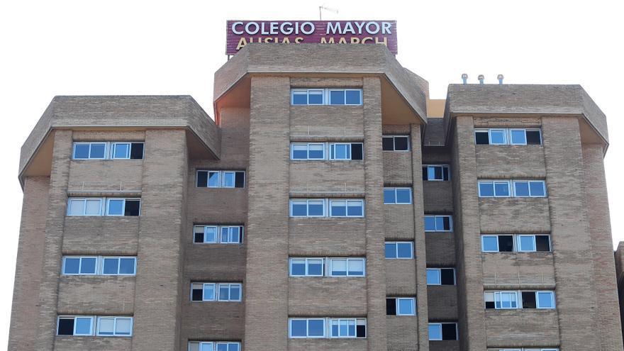 Sanitat investiga un brote de covid en un colegio mayor de València