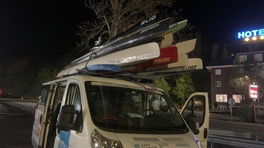 El Breogán llega a Banyoles pese a las dificultades