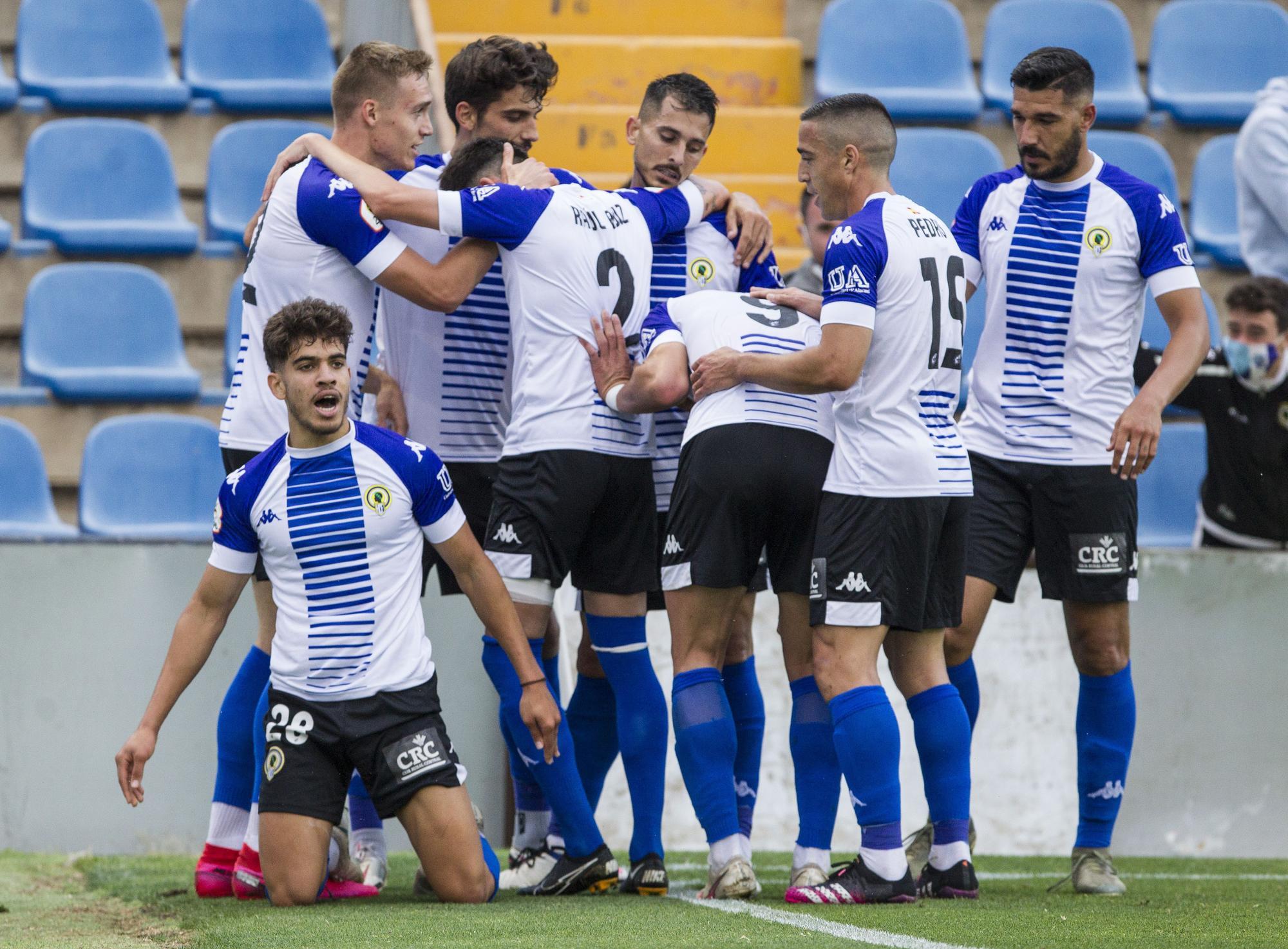 Hércules 3 - Lleida 1