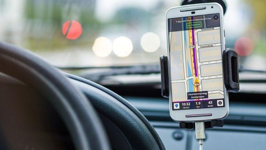 Los teléfonos inteligentes pueden mejorar el estado de las carreteras