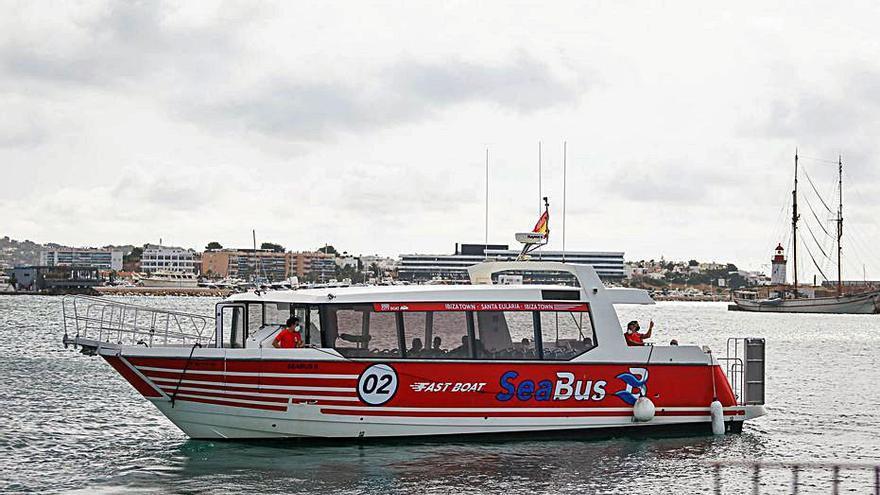 El PSOE recuerda que Vicent Marí calificó de 'chiste' la línea marítima entre Ibiza y Santa Eulària cuando era alcalde
