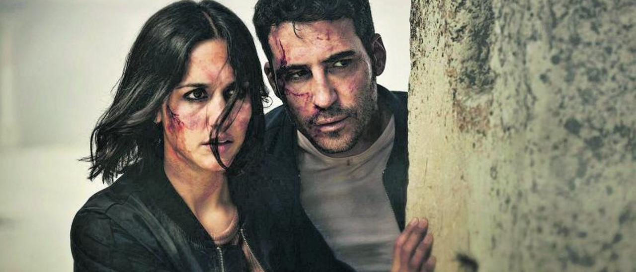 «30 monedas»,  una serie de misterio y terror dirigida por Álex de la Iglesia que estrena HBO el próximo viernes.