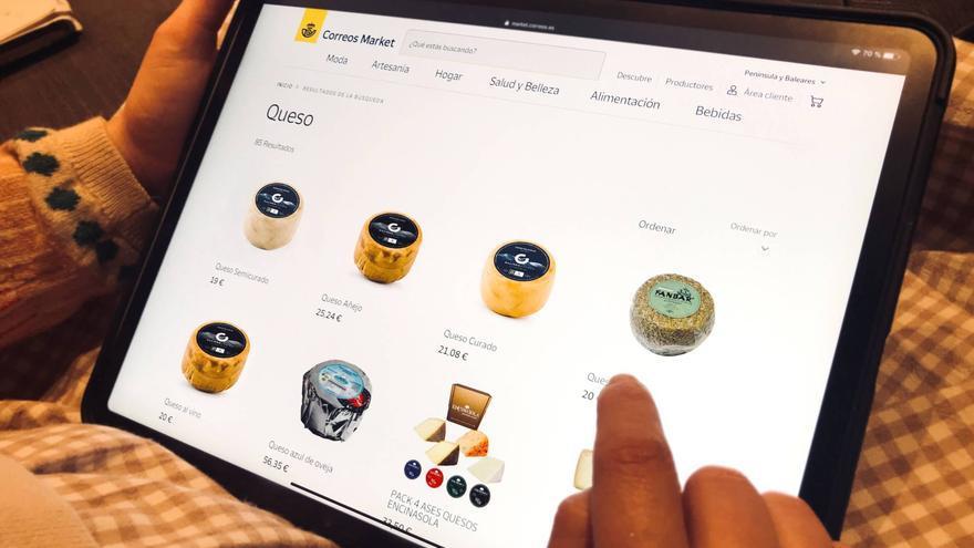 La plataforma Correos Market cuenta con 22 vendedores de la provincia de Córdoba