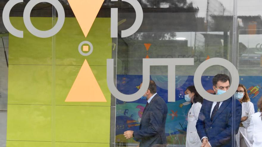 Los casos de COVID suben en las aulas de Galicia salvo en A Coruña