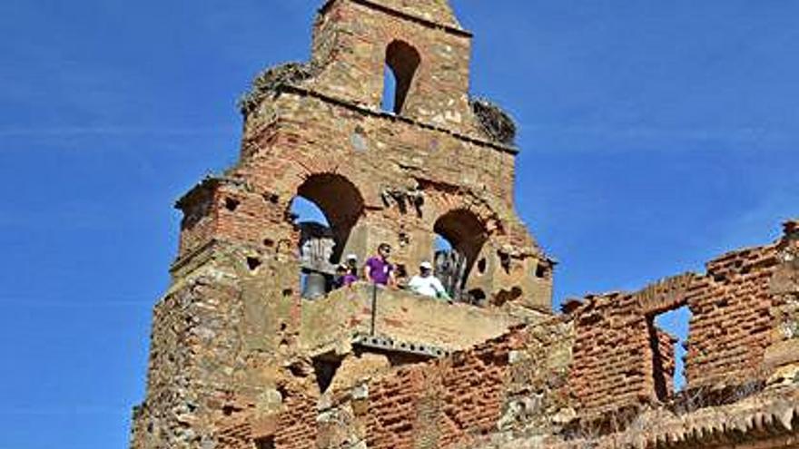 San Román del Valle celebra su patrón con una misa