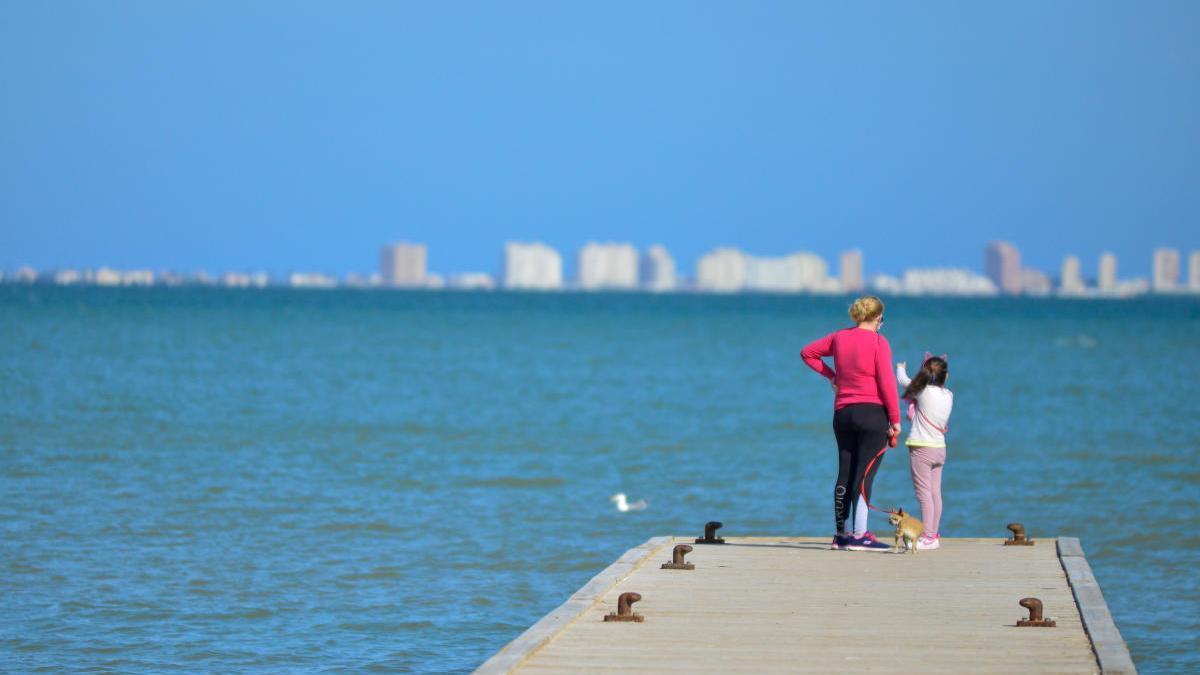 Salud pide instrucciones al Ministerio para la apertura de las playas