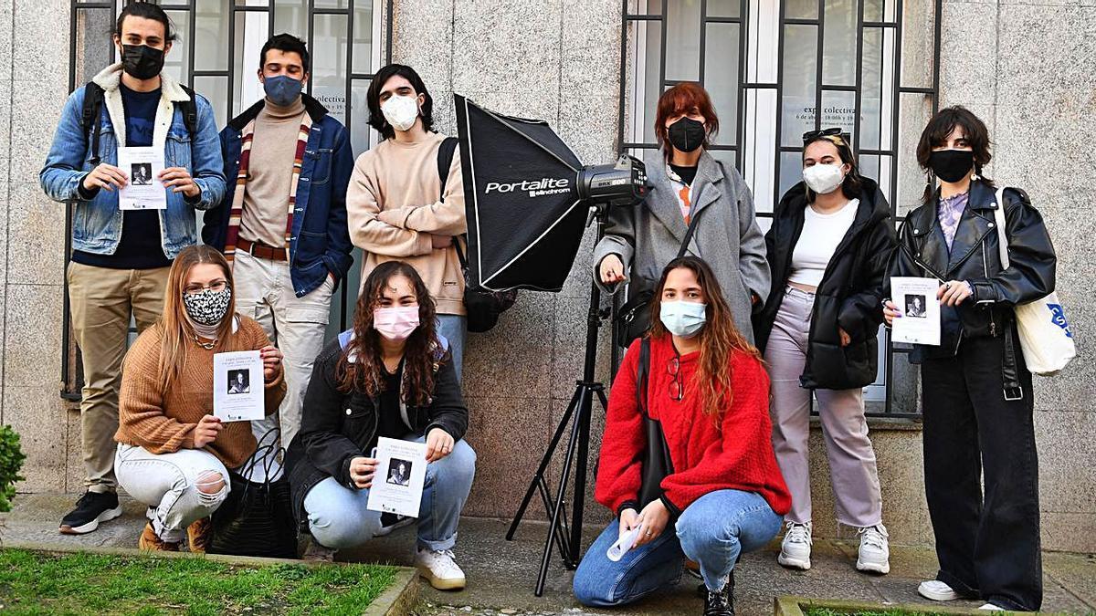 Exposición de proyectos de alumnos de la Escuela Picasso  | VÍCTOR ECHAVE