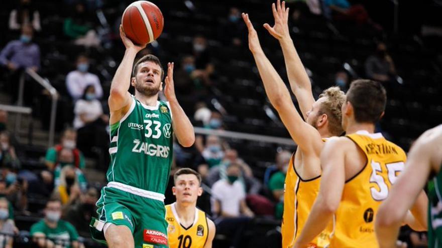 El lituano Tomas Dimsa, nuevo jugador del Herbalife